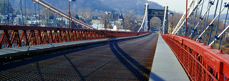 Bridges – Gliders,Decks & Strengthening