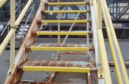 New Product: Redco Bullnose Stair Tread
