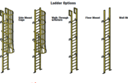 Quoting FRP Ladders